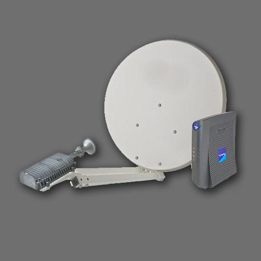 Location Paraboles satellite internet VSAT bande KA